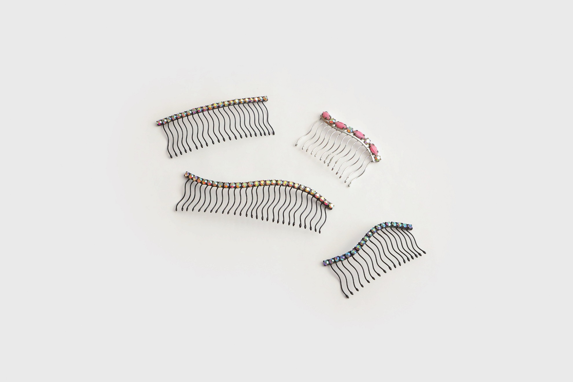 History of accessory creation (combs)