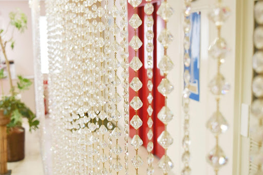 Original Accessory - Crystal Glass Beads Curtain