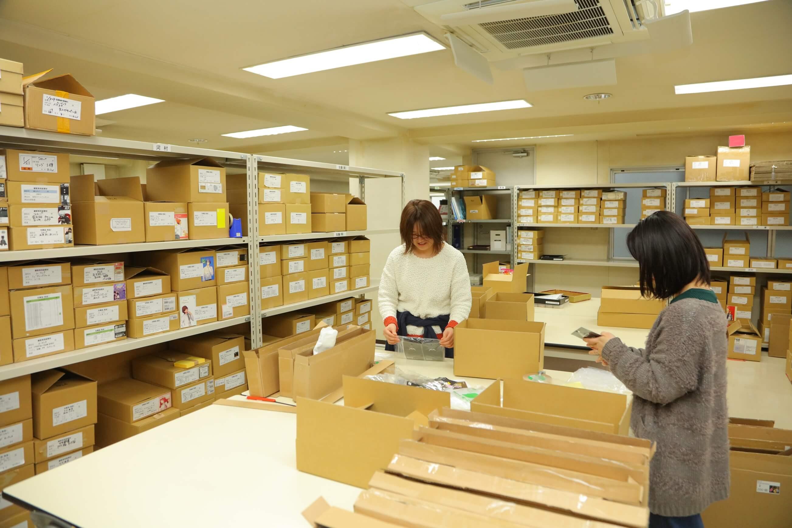 オリジナルアクセサリーOEM製品の製造・製作「梱包」